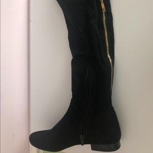 Knee high Ivanka Trump boots